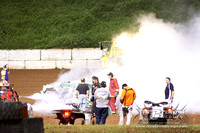 6-21-2013 IRA Sprints at Oshkosh Speedzone